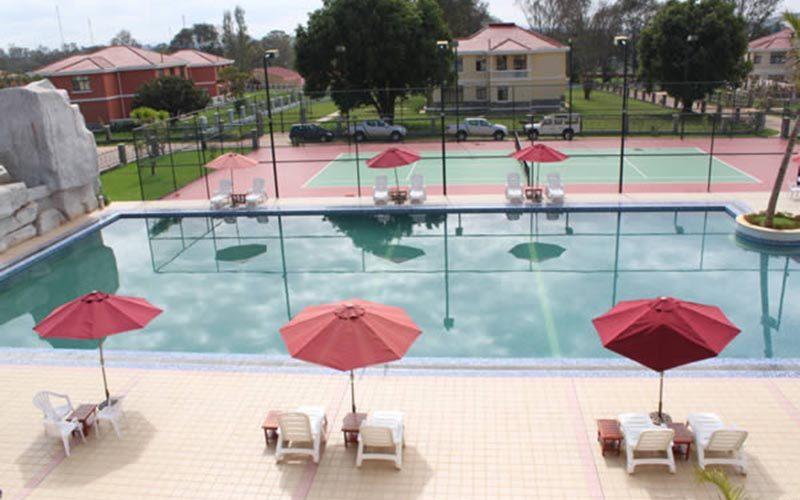Hôtel paon d'or à Ivato - Antananarivo