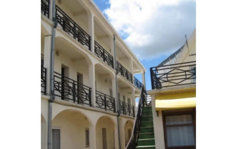 Prelievo dall'hotel ad Antsirabe - Madagascar