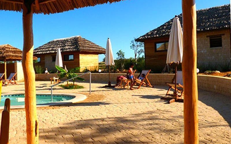 Hotel Soliadaire Mangily w Ifaty - Madagaskar