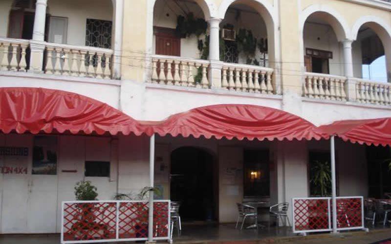 Hotel vAaliha w Diego-suarez - Madagaskar