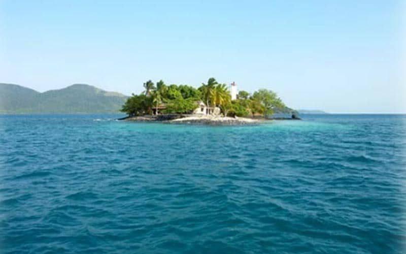 Private island hotel Nosy Vorona - Madagascar