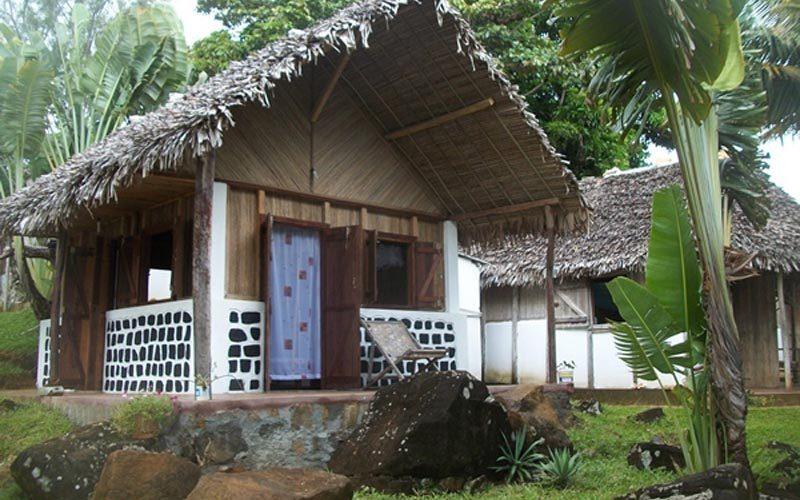 Whale Hotel in Sainte-Marie - Madagascar