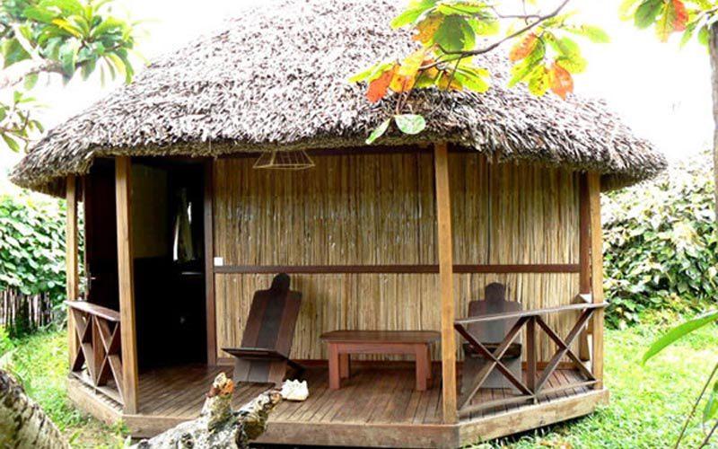 Hôtel la kaza à bonhair à Sainte-Marie - Madagascar