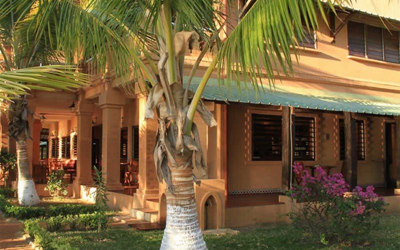 The house of Marovasa Be - Madagascar