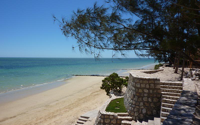Hotel Le Mira of Madio Rando in Ifaty - Madagascar
