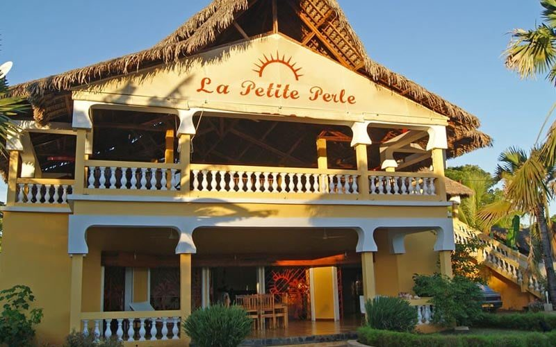 Hotel the little pearl in Nosy Be - Madagascar