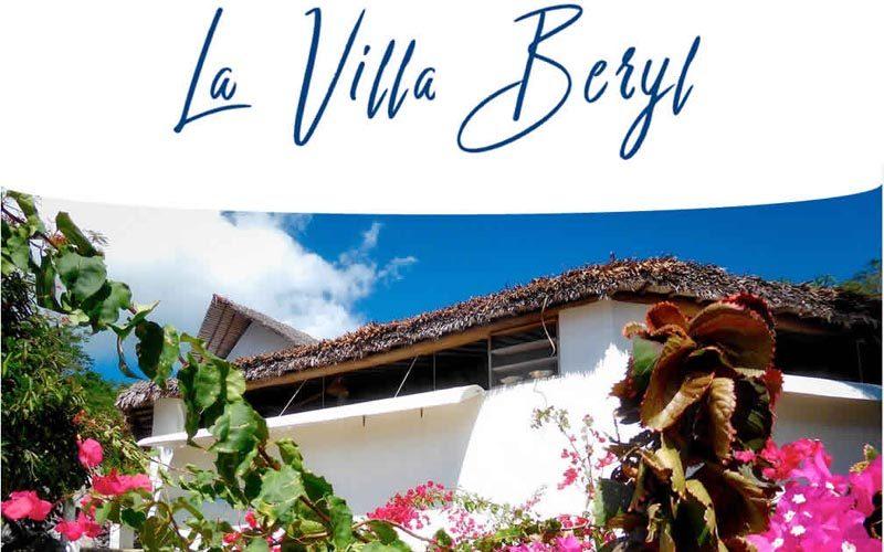 The beryl villa in Nosy Komba - Madagascar