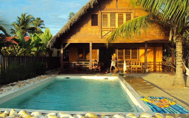 La villa à Nosy Be - Madagascar