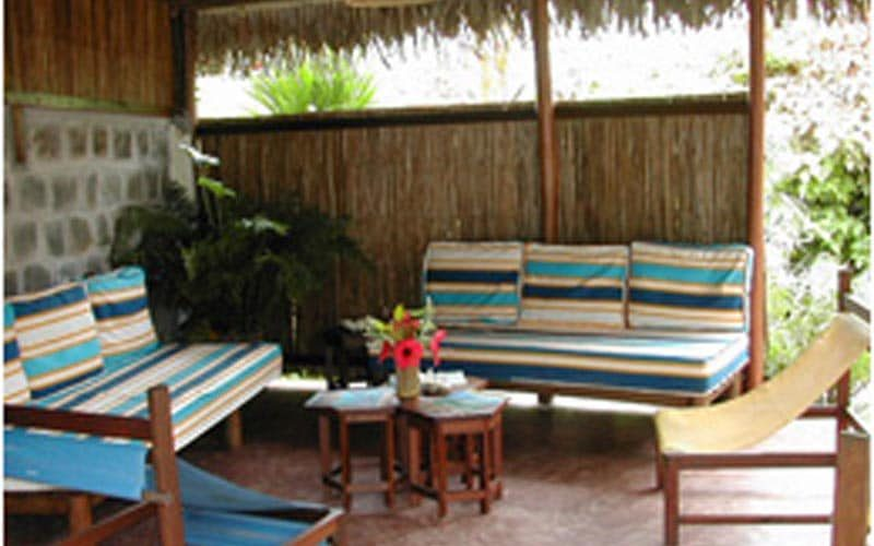 Hôtel Lakana à Sainte-Marie - Madagascar