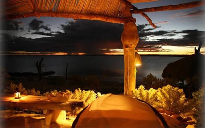 L'altra faccia della luna à Anakao - Madagascar