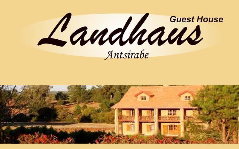Hotel Landhaus ad Antsirabe - Madagascar