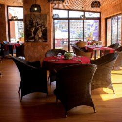 le bistrot restaurant havana resort antanarivo