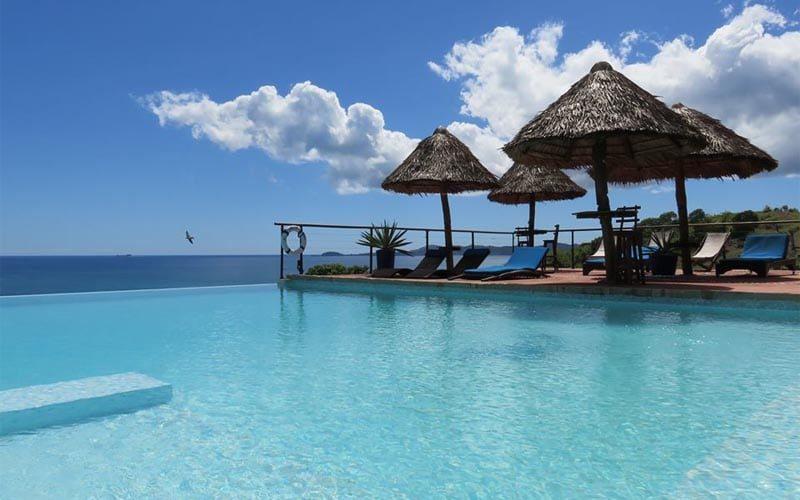 Grand Hotel in Nosy Be - Madagascar