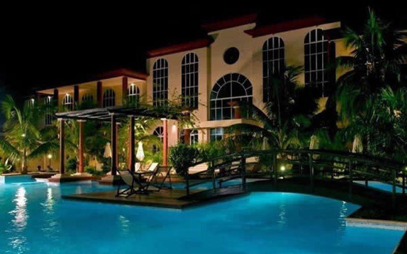 Le grand hotel à Diego-suarez - Madagascar