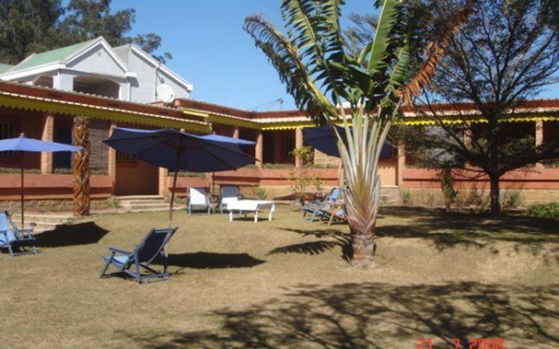 Mahavelo hotel in Ivato - Antananarivo