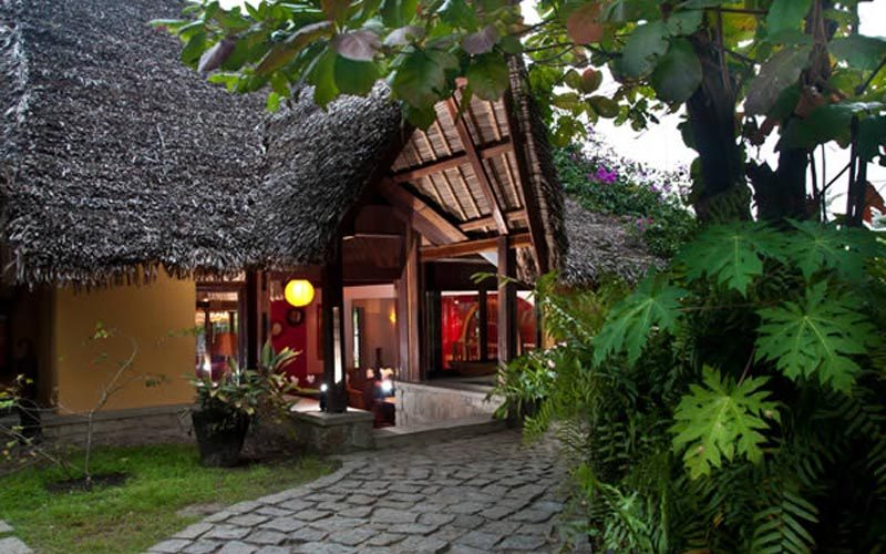Nepenthes Hotel a Fort Dauphin - Madagascar
