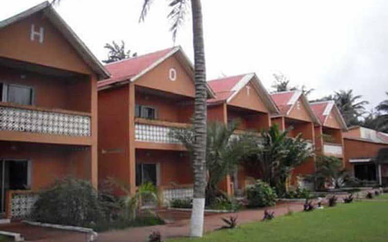Hôtel le petit bongheur à Fort dauphin - Madagascar