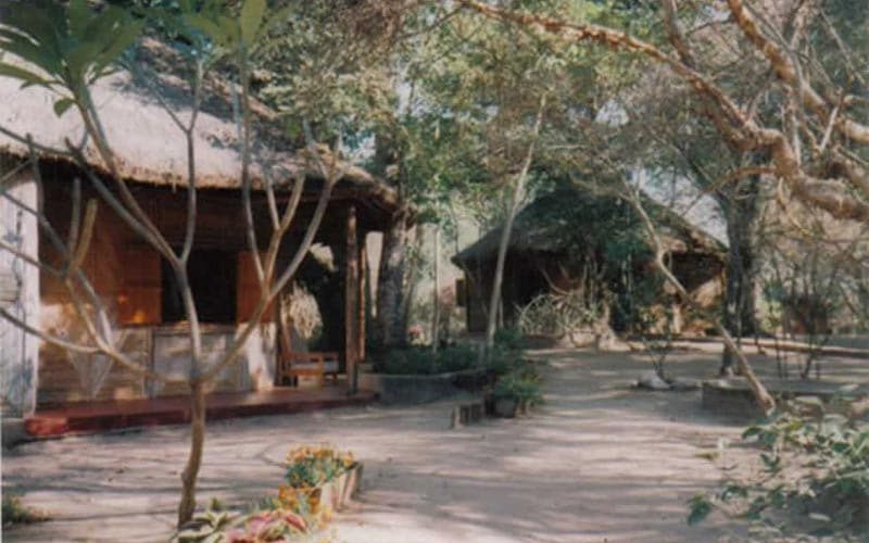 Le relais des tsingy à Morondava - Madagascar