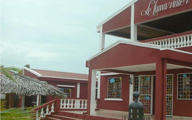 Hotel Tamarinier in Mahajunga - Madagascar