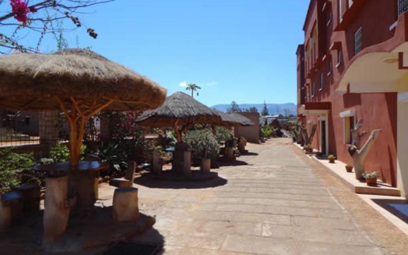 Tropik hotel à Ambositra - Madagascar