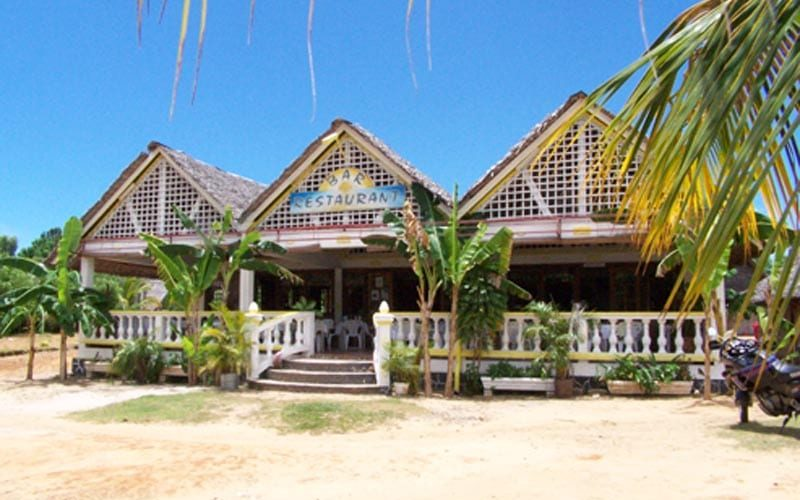 Hotel Wind South w Foulpointe - Madagaskar