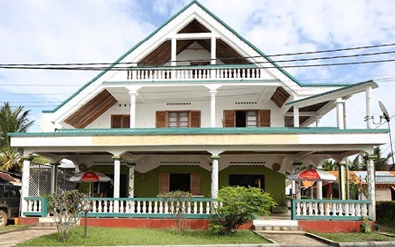Hotel Zinnia w Sainte-Marie - Madagaskar
