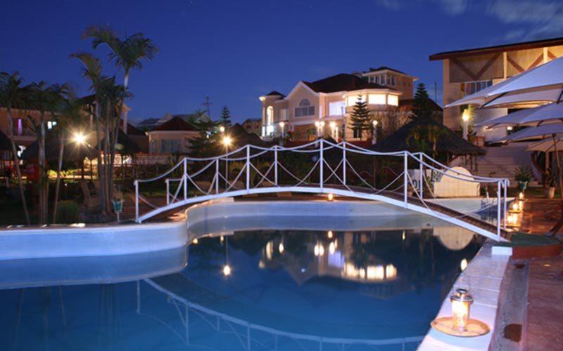 l'hotel aironi ad Antananarivo