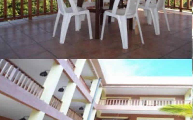 Hôtel les trois cocotiers à Foulpointe - Madagascar