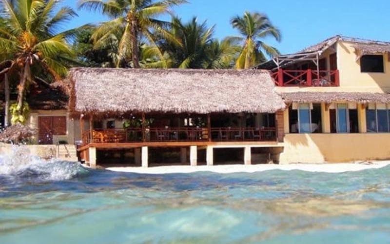 Espadon hotel à Nosy Be - Madagascar