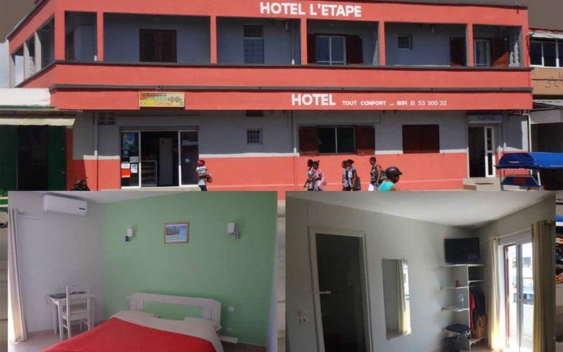 Hôtel l'étage à Tamatave - Madagascar