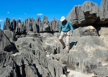 Tsingy de Bemaraha national park - Majunga