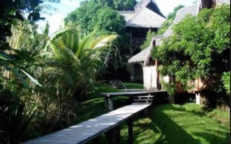 Madagaskar Lodge w nosy być w Nosy Be - Madagaskar