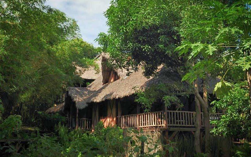 Madagaskar resort wścibski bądź w Nosy Be - Madagaskar