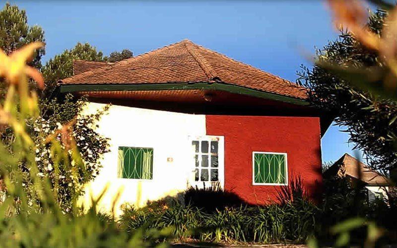 Matasoa Lodge w Mantasoa - Madagaskar