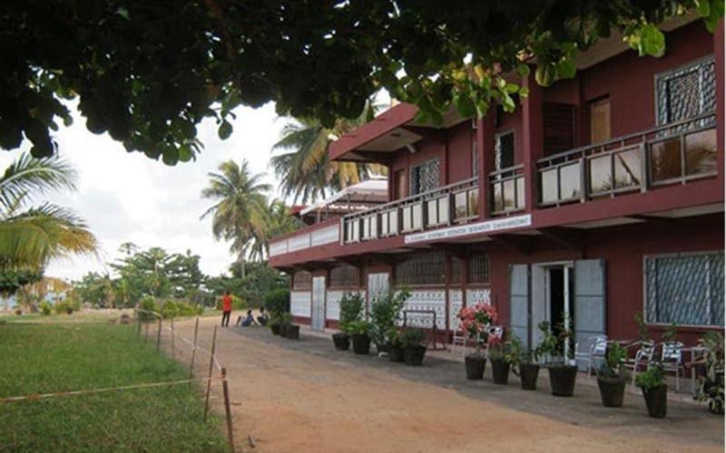 Melrose Hotel in Sambava - Madagascar