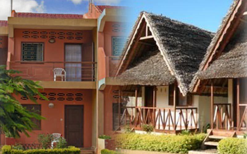 Hotel Mimi w Sambava - Madagaskar