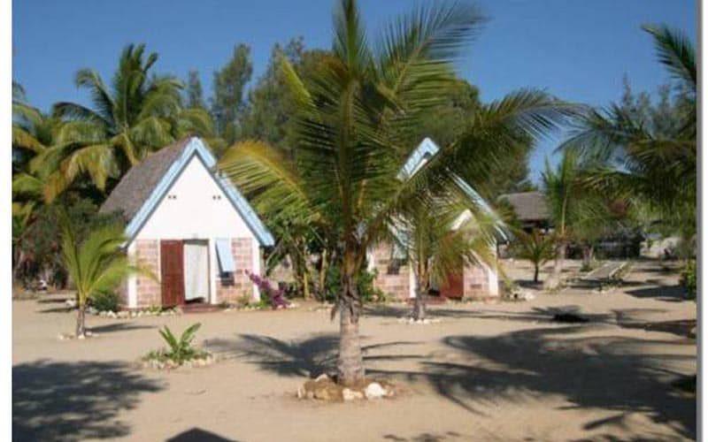 Morondava beach à Morondava - Madagascar