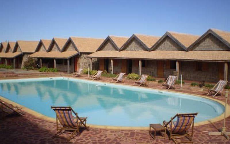 Motel D'isalo à Madagascar
