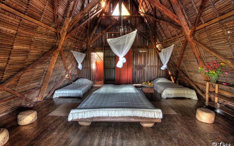 Nosy Be Lodge w Nosy Be - Madagaskar