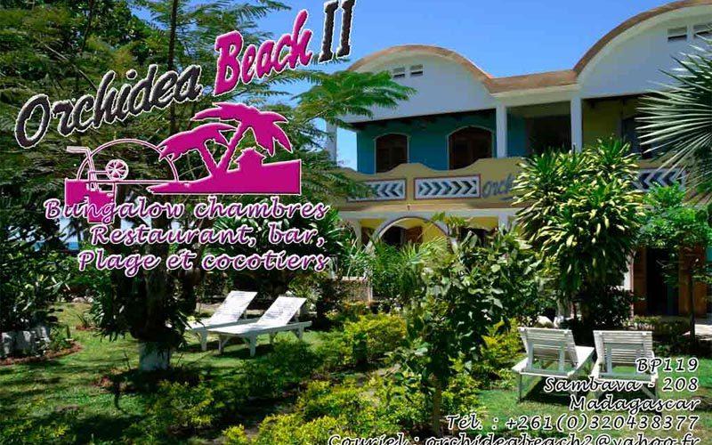 Orchidea Beach Hotel in Sambava - Madagascar