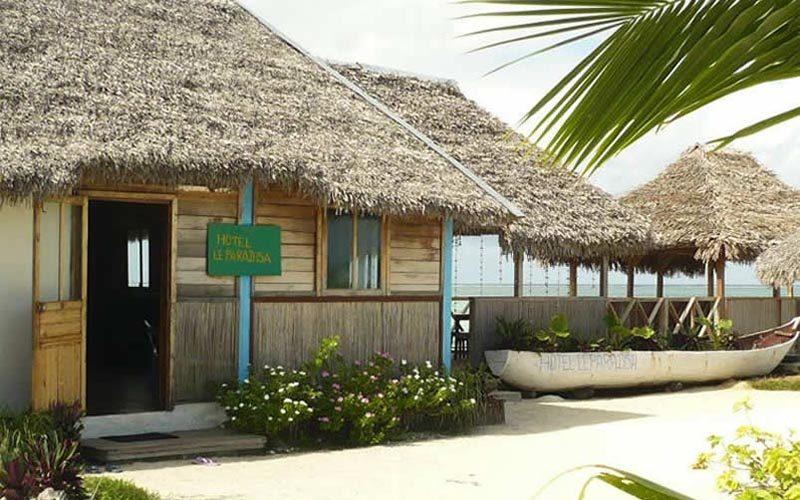 Paradisa Camping a Sainte-Marie - Madagascar
