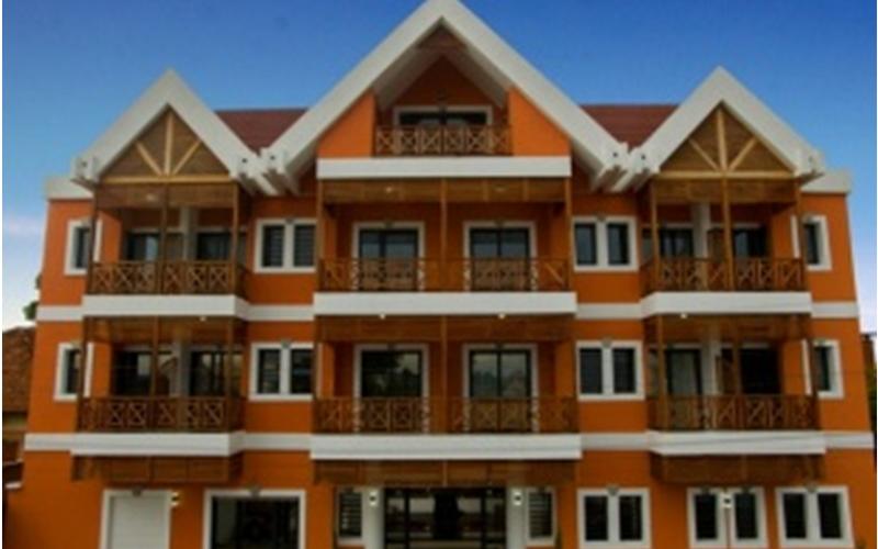 Hotel plumeria à Antsirabe - Madagascar