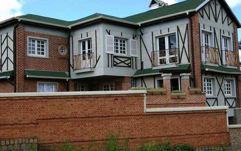 Residence marciloui ad Antsirabe - Madagascar