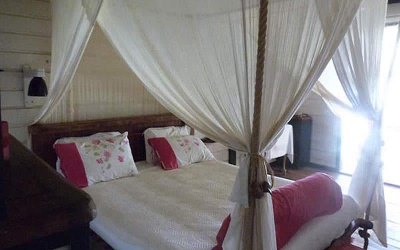 Sainte Marie Lodge w Sainte-Marie - Madagaskar