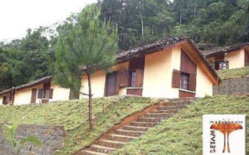 Setam Lodge in Fianarantsoa - Madagascar