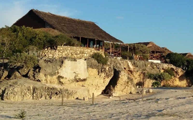 Shangri Lodge w Tulear - Madagaskar