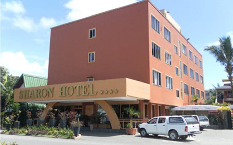 Sharon Hotel w Tamatave - Madagaskar