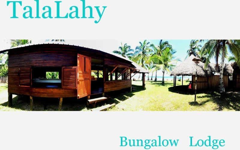 Tanalahy lodge in Nosy Be - Madagascar