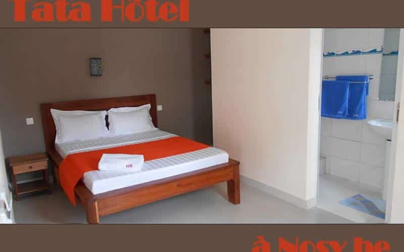 Tana hotel à Nosy Be - Madagascar