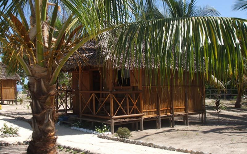 Tsara Lodge Kalakadjoro à Nosy Be - Madagascar